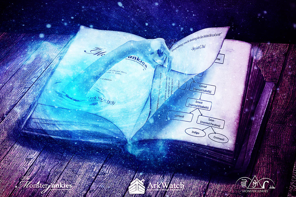 The Tome of Magic by mippieArt on deviantART