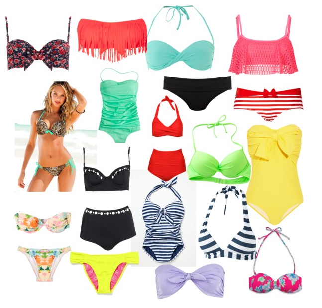 Bathing suits for all body types | Grand Central Magazine ...