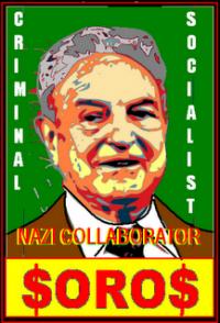 The Jewish People vs George Soros, Collaborator