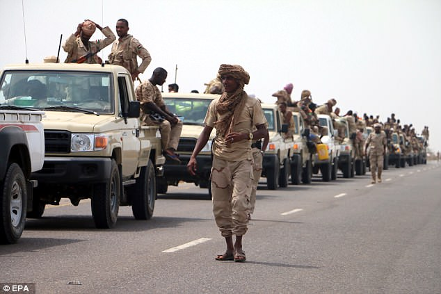 Saudi-led alliance launched biggest attack of Yemen's war ...