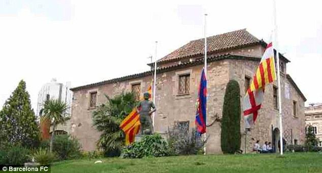 Barcelona's academy La Masia produces more top-level ...