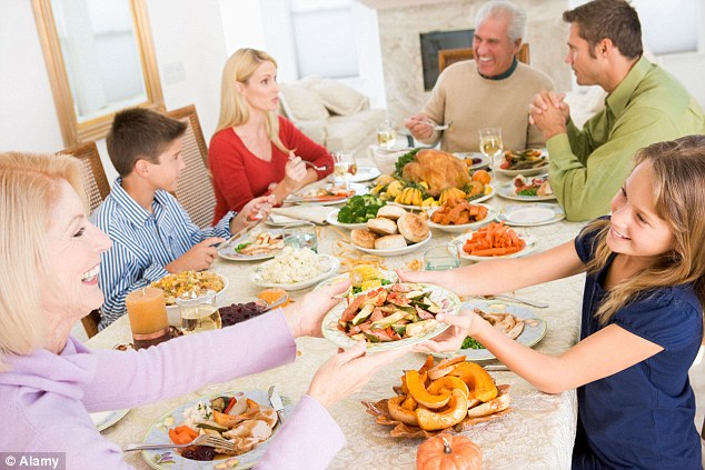 Traditional family dinner gone as survey says 1 in 5 NEVER ...