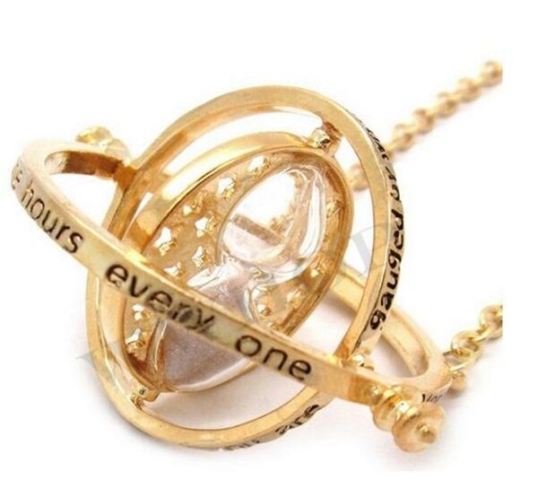 Harry Potter Time Turner Necklace Hermione Granger ...