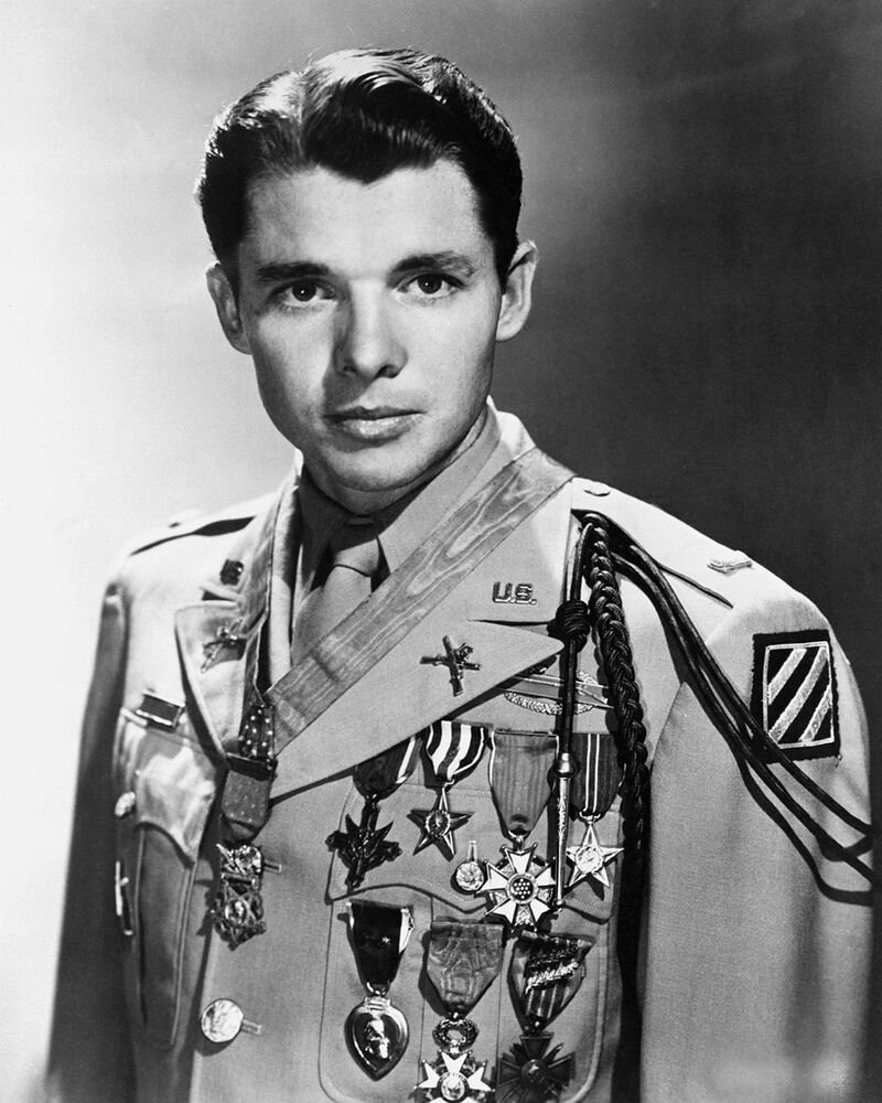 New 8x10 Photo: Medal of Honor Winner & World War II Hero ...