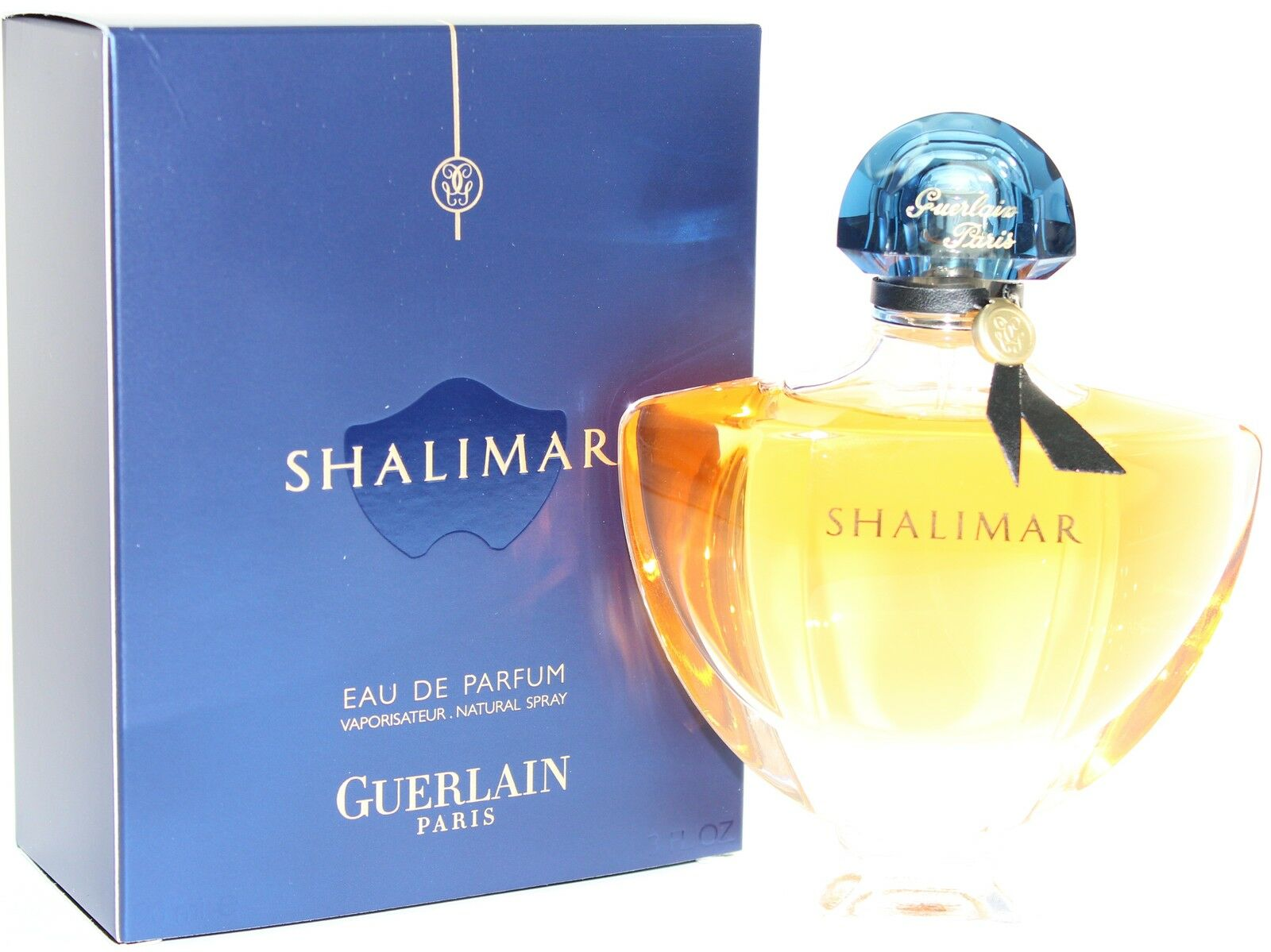 Shalimar 3 0 oz EDP Spray for Women by Guerlain New in A ...