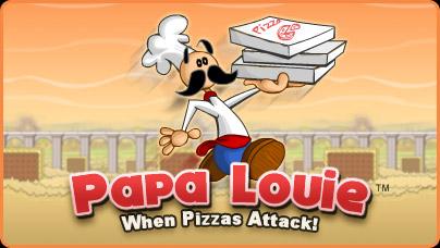 Papa Louie | Free Flash Game | Flipline Studios