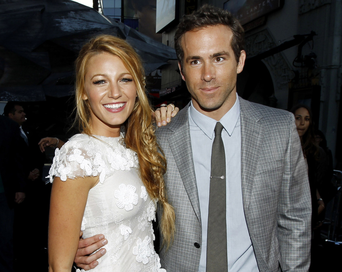 Blake Lively, Ryan Reynolds And Other Celebrity Couples Who Kept Their Weddings A Secret (PHOTOS ...