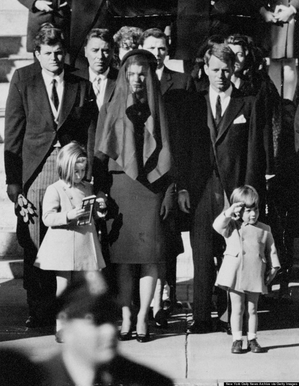 Asesinato de JFK: Los momentos difíciles de olvidar (FOTOS ...
