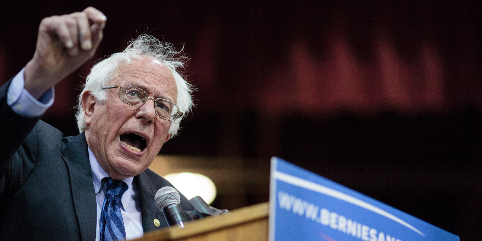Bernie Sanders Could Still Win the Democratic Nomination -- No, Seriously | HuffPost