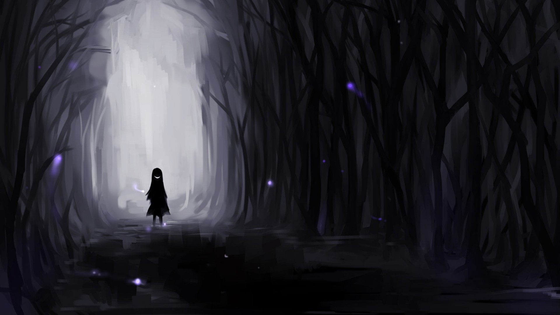 Dark Anime Wallpapers - Wallpaper Cave