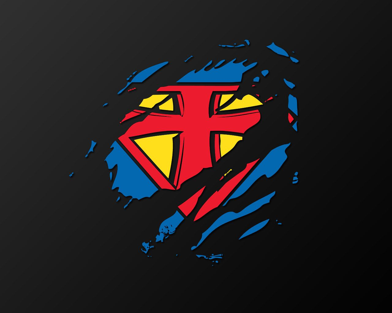 Jesus Superman Wallpapers - Wallpaper Cave