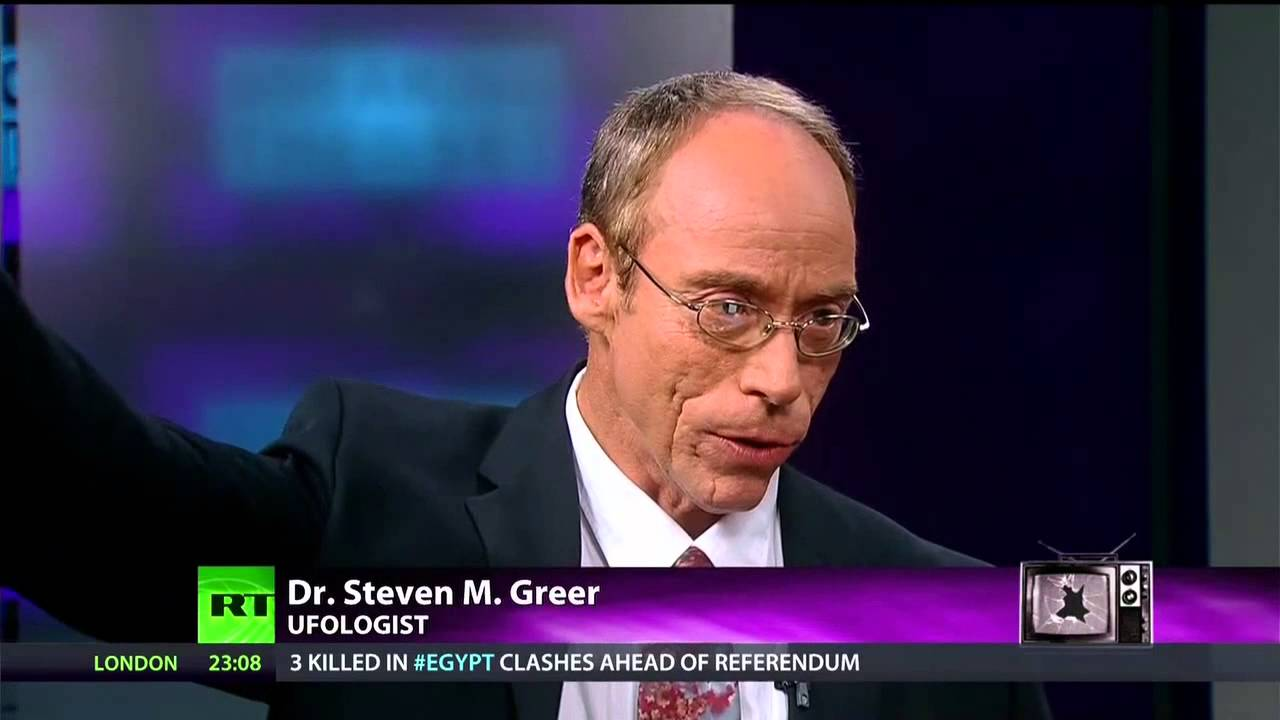 Is Alien Technology Here? | Interview Dr. Steven Greer of ...