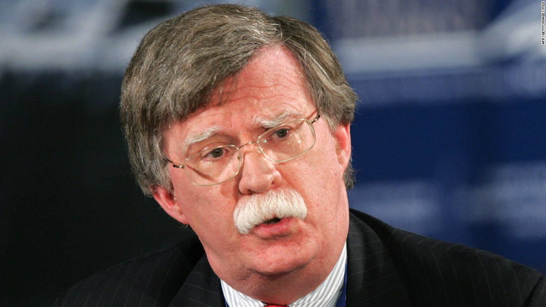 Is revolt against John Bolton as State Department #2 ...