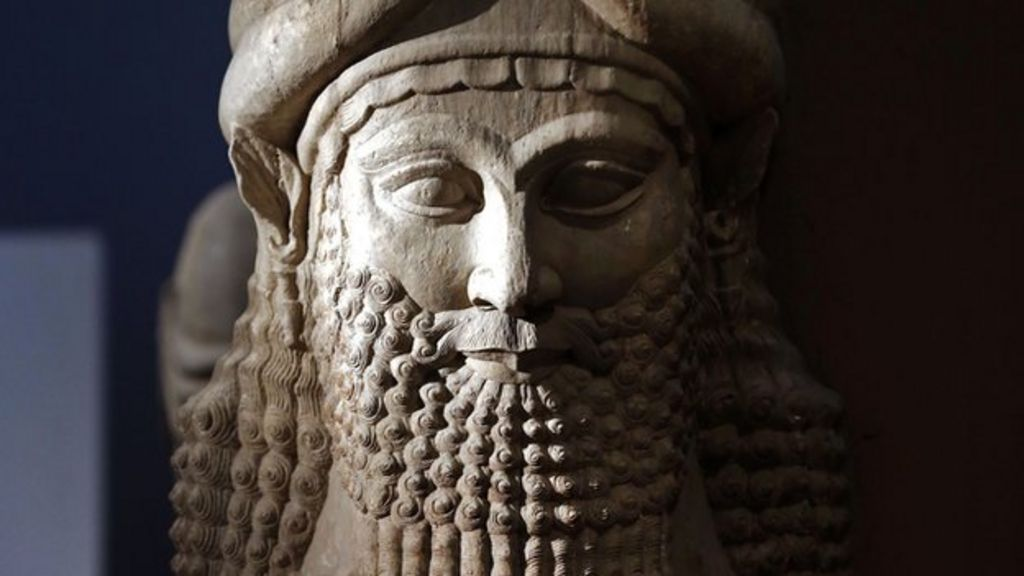 Unrivalled riches of Nimrud, capital of world's 'first ...