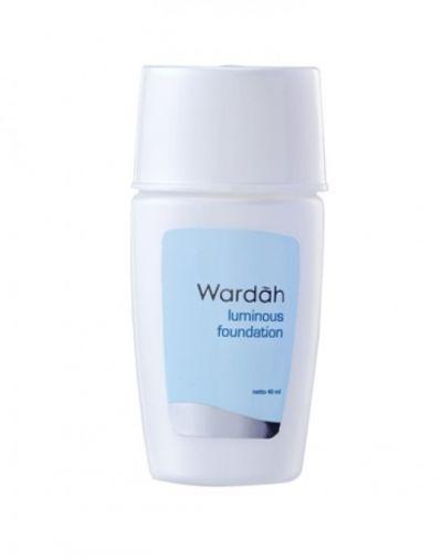 Wardah Luminous Liquid Foundation Beauty Product ...