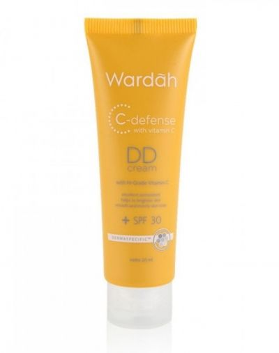 Wardah C-Defense DD Cream Beauty Product - Cosmetics ...