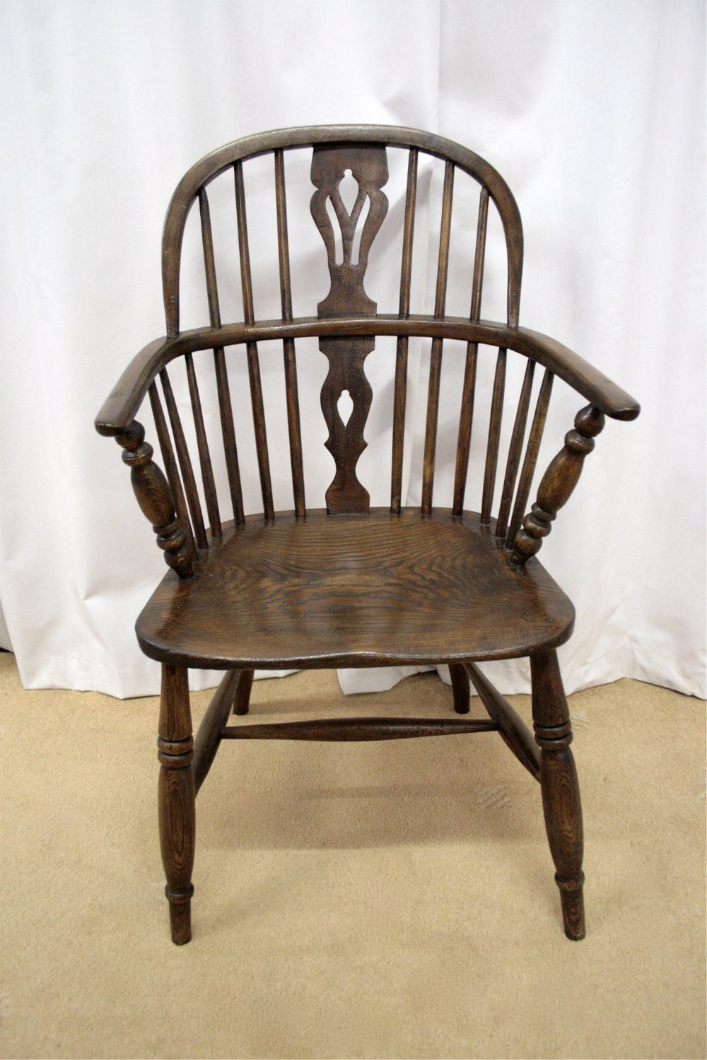 19th Century Windsor Chair - Antiques Atlas