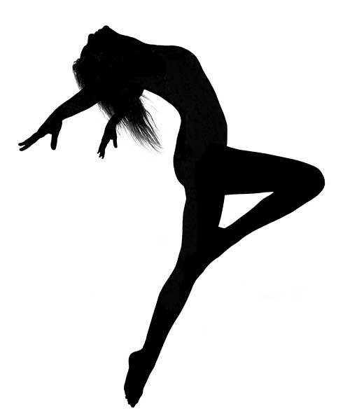 Dancer Clipart Silhouette | Clipart Panda - Free Clipart ...