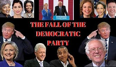 THE FALL OF THE DEMOCRATIC PARTY: WHAT HAPPENED AND WHAT'S NEXT?