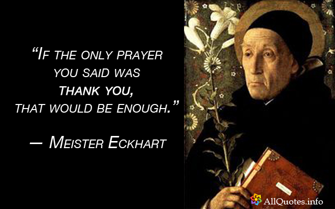 Meister Eckhart - Rediscovering a German Sufi   HuffPost