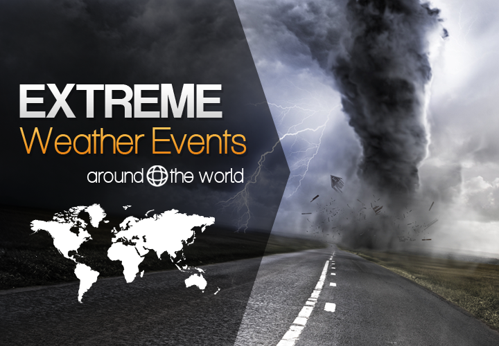 Extreme Weather Events Around the World | Around the world