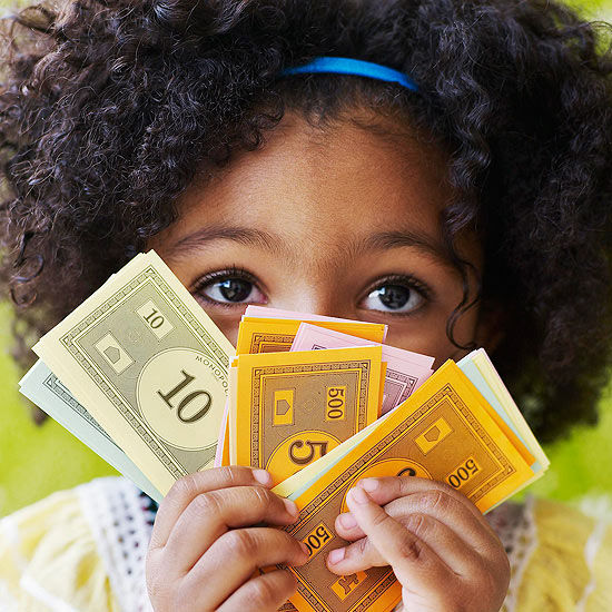 Kids and Money - 10 Money Lessons to Teach Kids