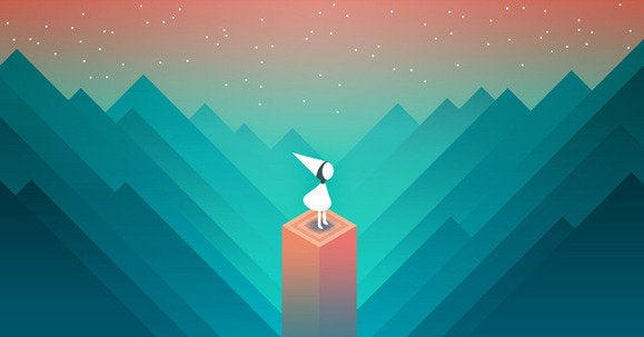 If you've played Monument Valley, you have to play ...