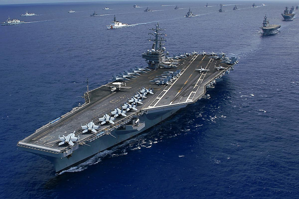 Aircraft Carrier IMAX: Dazzling Shots and a Chilling Plea ...