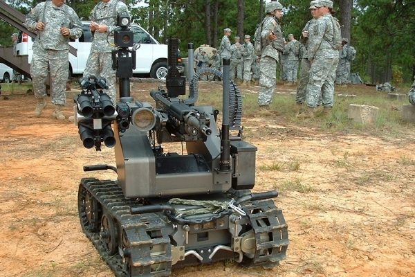 United Nations Seeks to Head off Rise of Killer Robots | Military.com