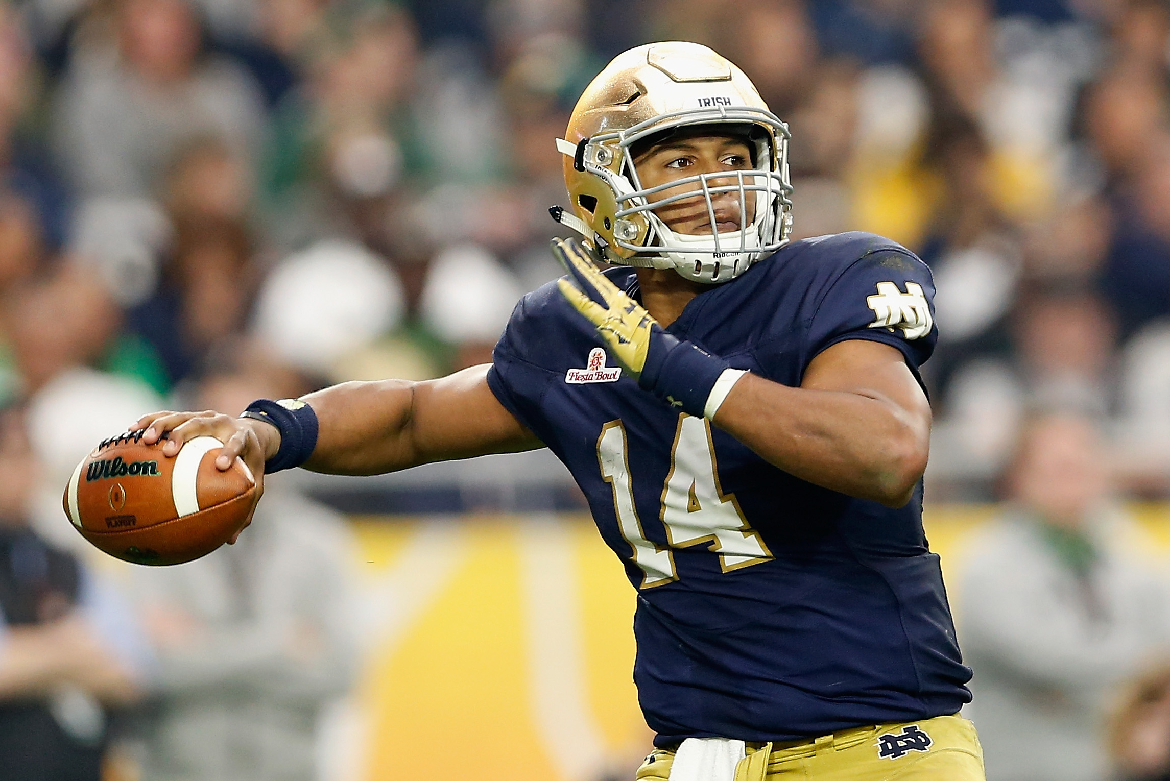 Notre Dame Football: What to Watch for from Irish's QBs in ...
