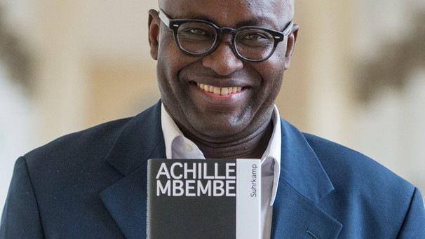 Entretien avec le Prof Achille Mbembe: