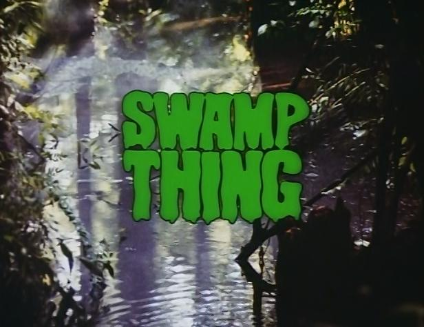 Swamp Thing (TV Series) Title Card