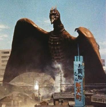 Rodan - Non-alien Creatures Wiki