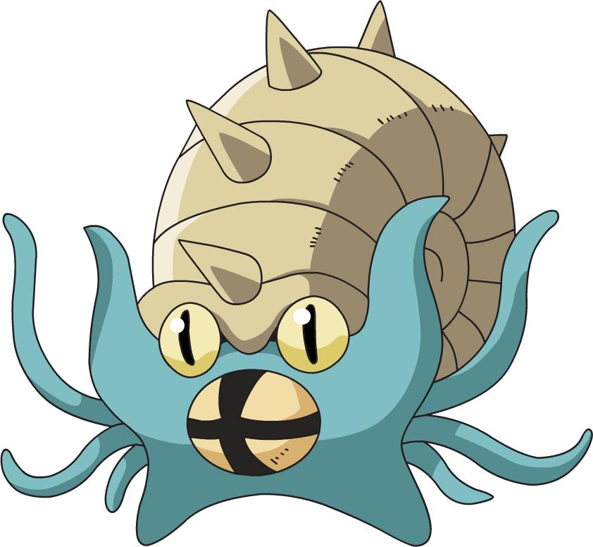Omastar - Sonic Pokémon Wiki