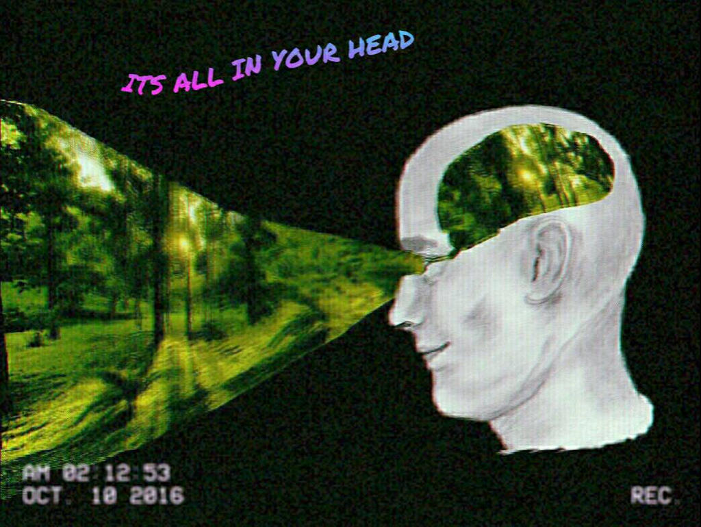 its all in your head by Marwitwo on DeviantArt