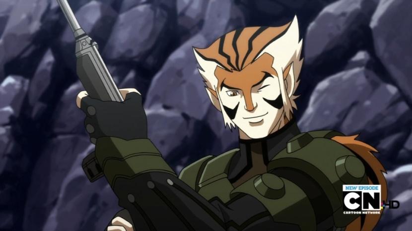 Image - Tygra sniper wink.jpg - ThunderCats wiki