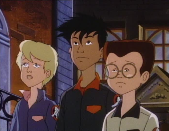 Junior Ghostbusters - Ghostbusters Wiki - The Compendium