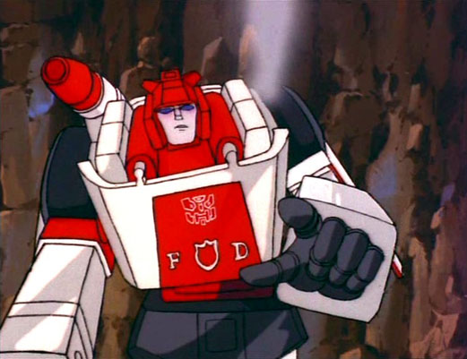 Red Alert (G1) - Teletraan I: the Transformers Wiki - Age ...