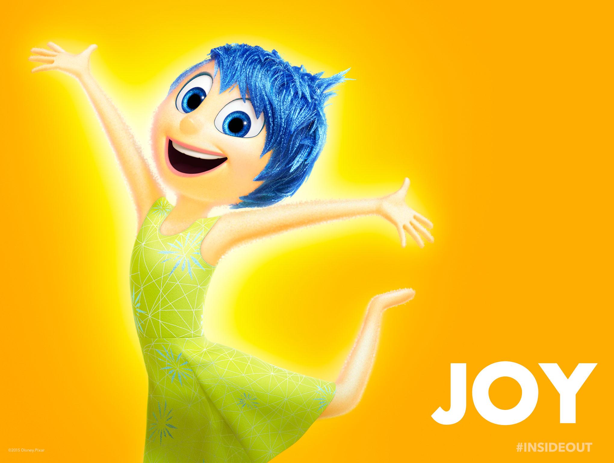 "A 'Joy Kid' Leads Pixar's ""Inside Out"" - LOA For KidsLaw ..."