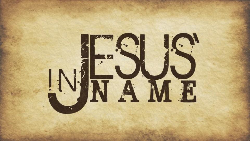 Why Do We Pray In Jesus Name, Amen? – JR. Forasteros