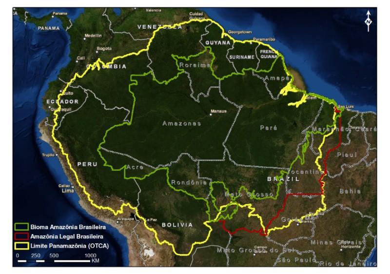 Amazonia - EXPLORE LEARN