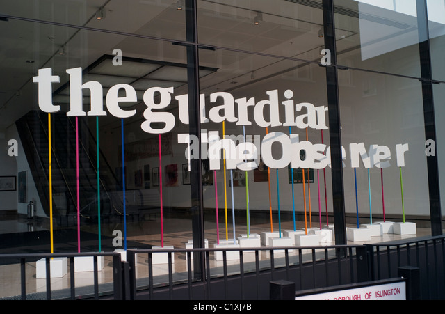 Guardian Newspaper Building Stock Photos & Guardian ...
