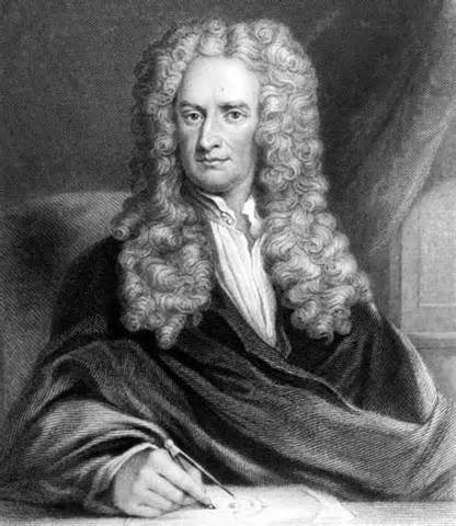 The World According to Laura Ashley: Sir Isaac Newton ...