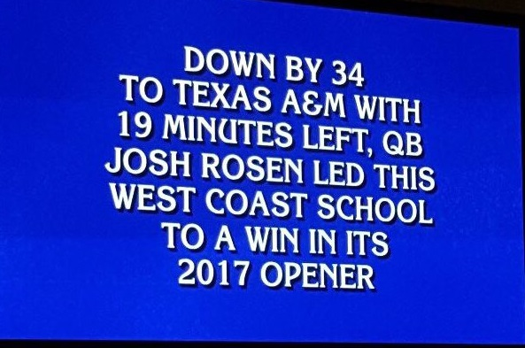 These 'Jeopardy!' contestants never saw UCLA's comeback ...