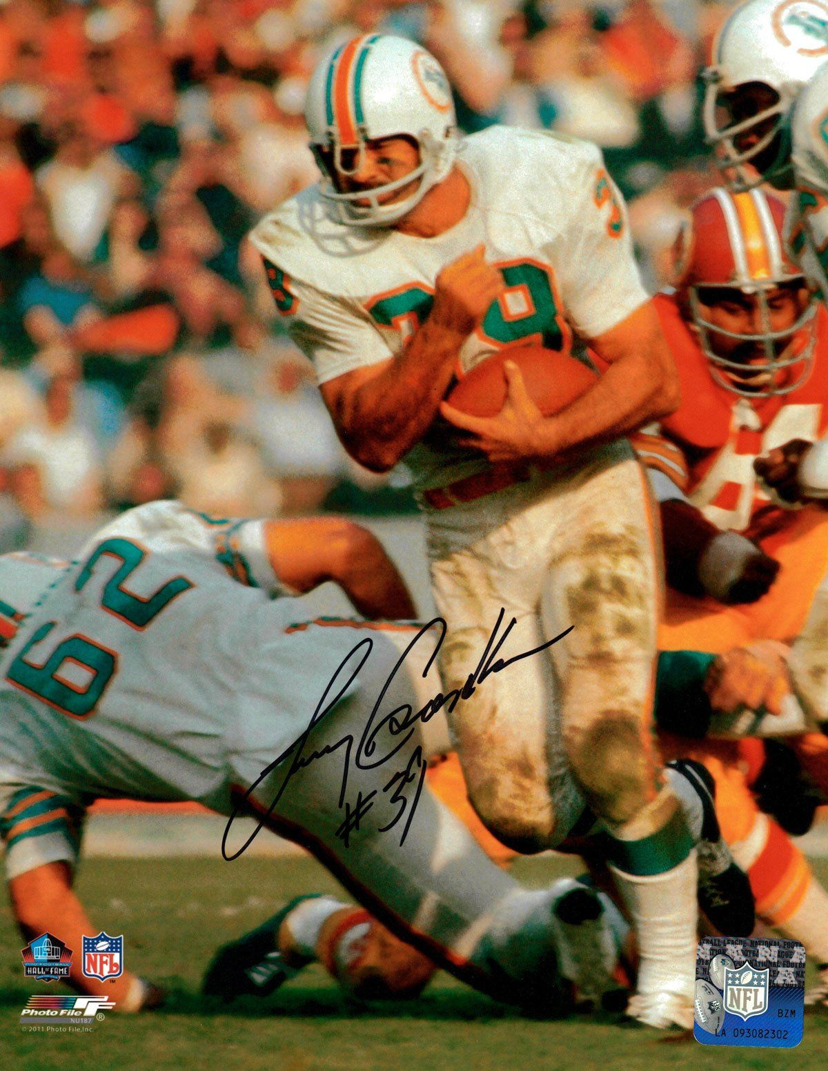 The Official Website of Larry Csonka – Larry Csonka ...