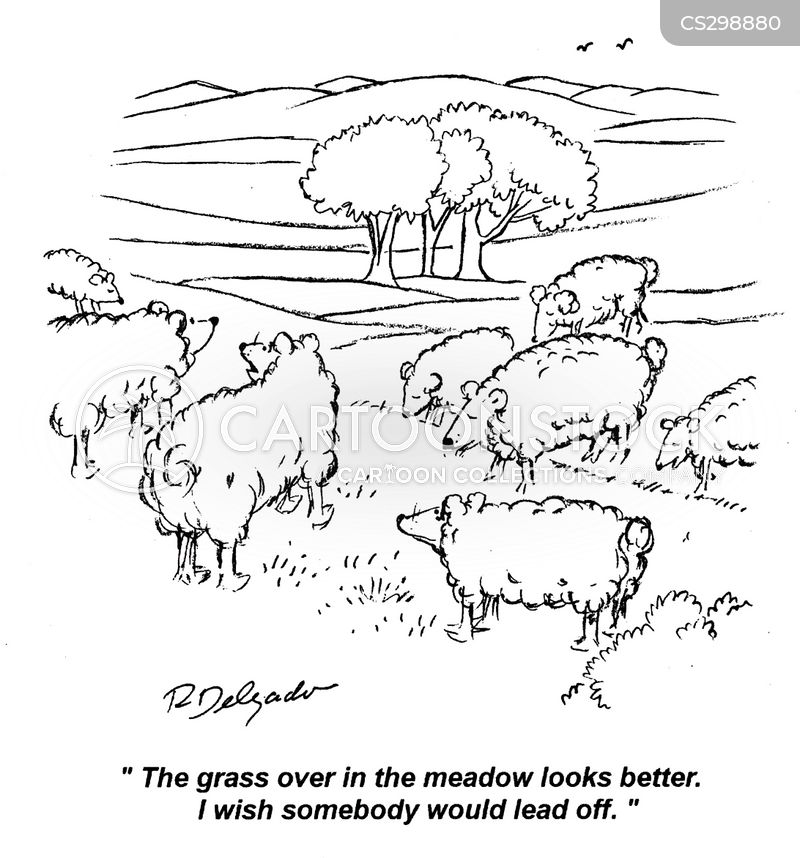 Sheepish Cartoons and Comics - funny pictures from ...