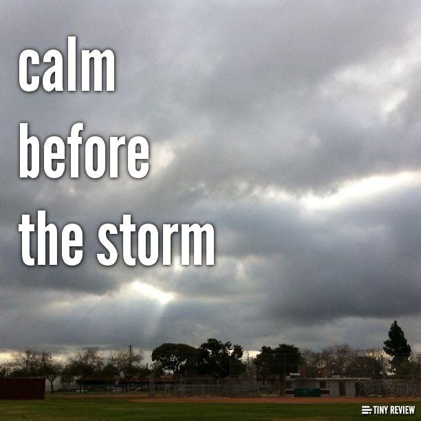 Calm In The Storm Quotes. QuotesGram