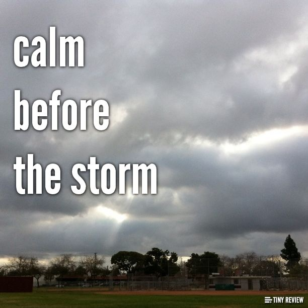 Calm In The Storm Quotes. QuotesGram