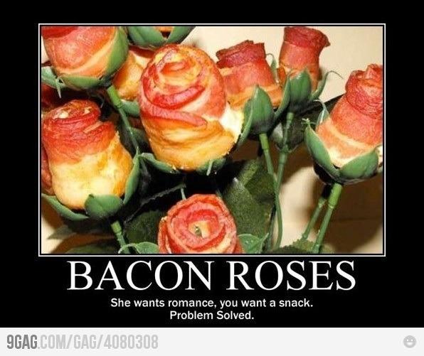 bacon is amazing | funny | Pinterest