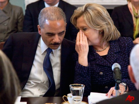 Hillary Clinton, Eric Holder Still Blocking the Truth | Breitbart
